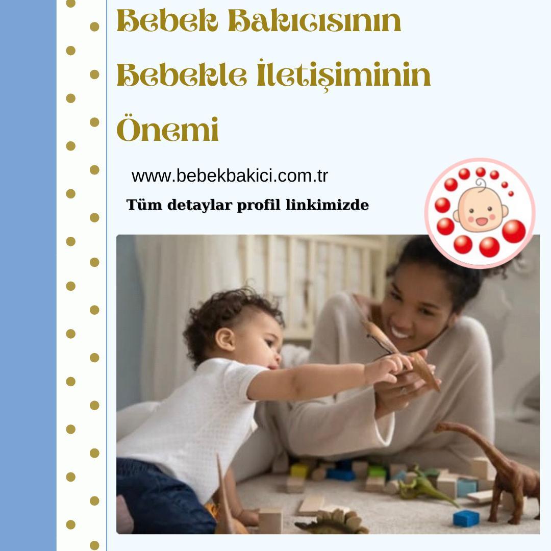 Bebek Bakıcısının Bebekle İletişiminin Önemi
